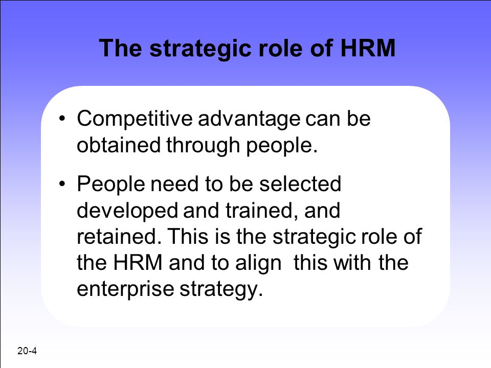 role of it in hrm Hrm student's name institutional affiliation case organizations xxxxxx human resource management (hrm) the role of hr management in any organization.