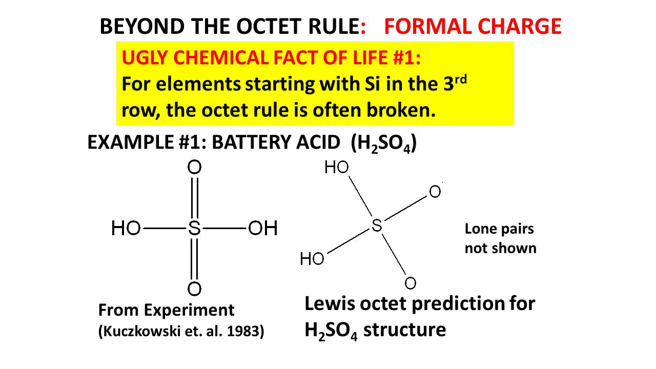 Octet rule structures ppt video online download 19 beyond pooptronica