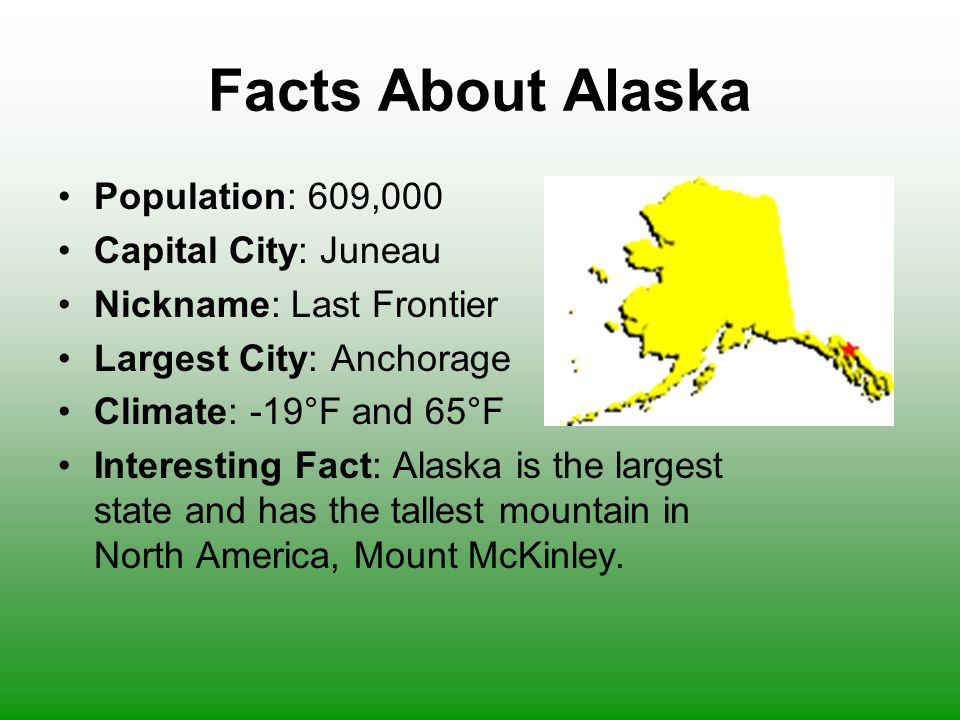 The western states ppt video online download for Interesting facts of usa