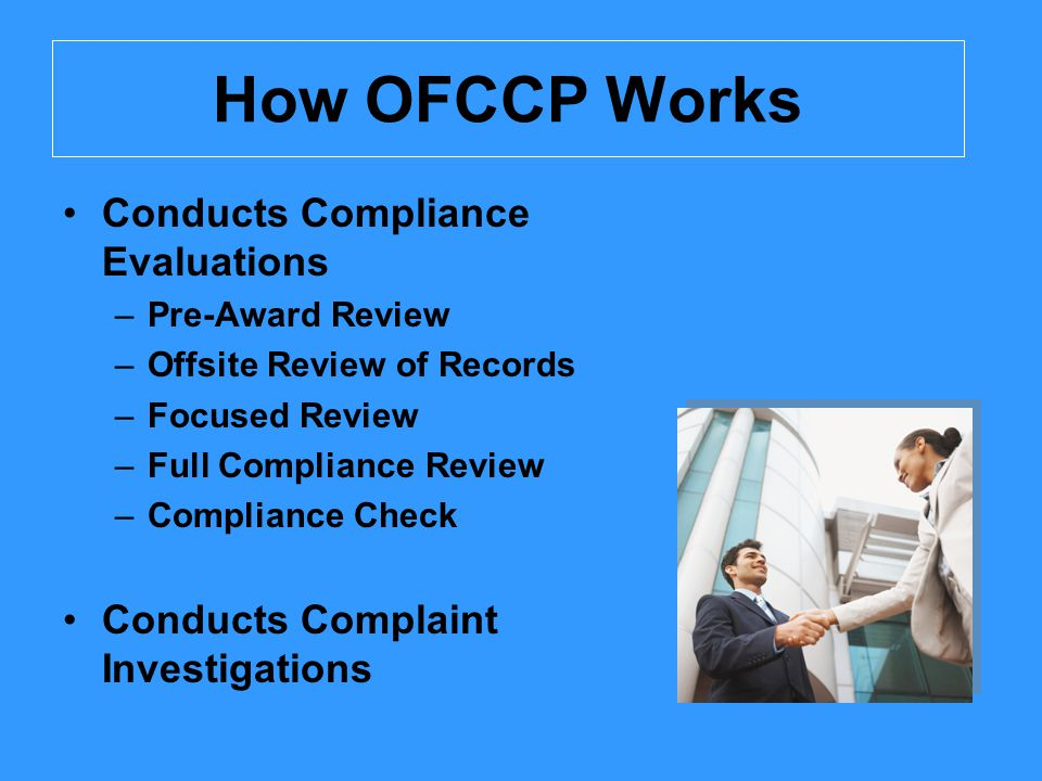 federal contractor eeo compliance For many federal contractors, managing the ever-changing demands of affirmative action (aa) and eeo compliance can be a lofty.