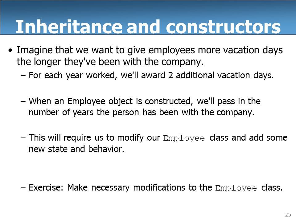 Exercise Programs: Java Exercise Programs On Inheritance