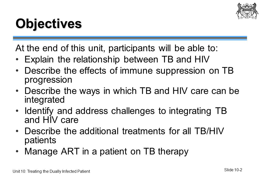hiv and tb relationship trust