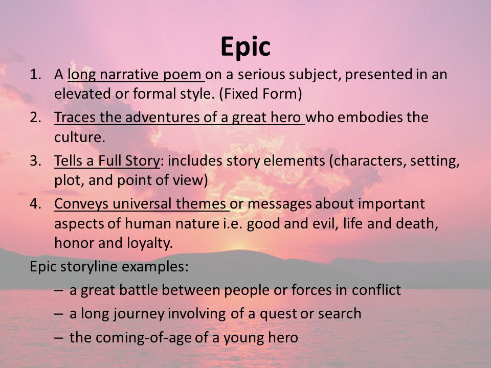 POETRY Form and Function - ppt video online download