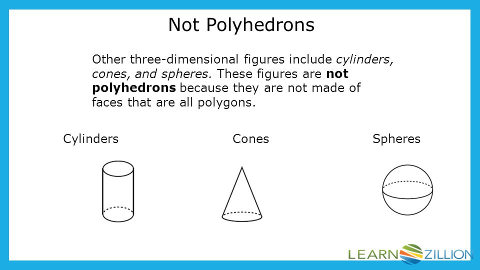 Not Polyhedrons