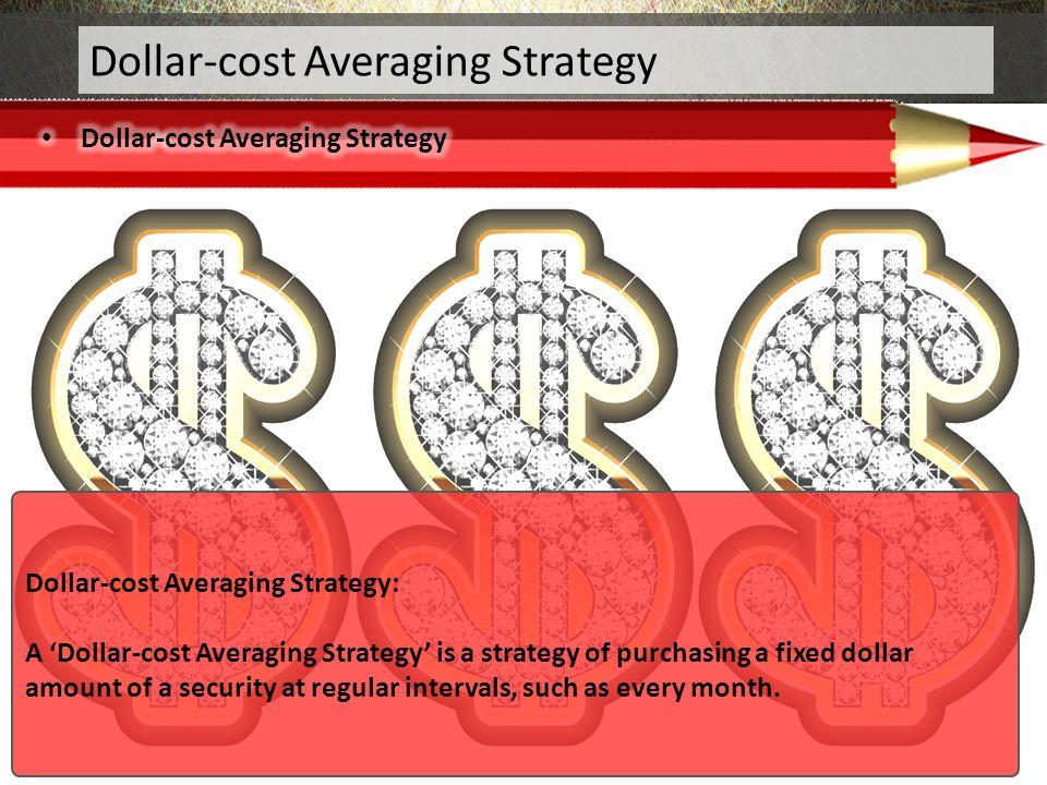 Dollar-cost Averaging Strategy