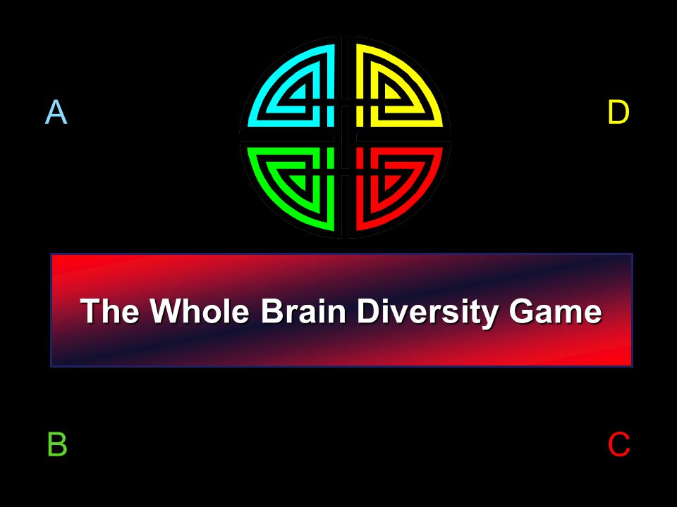 The Whole Brain Diversity Game
