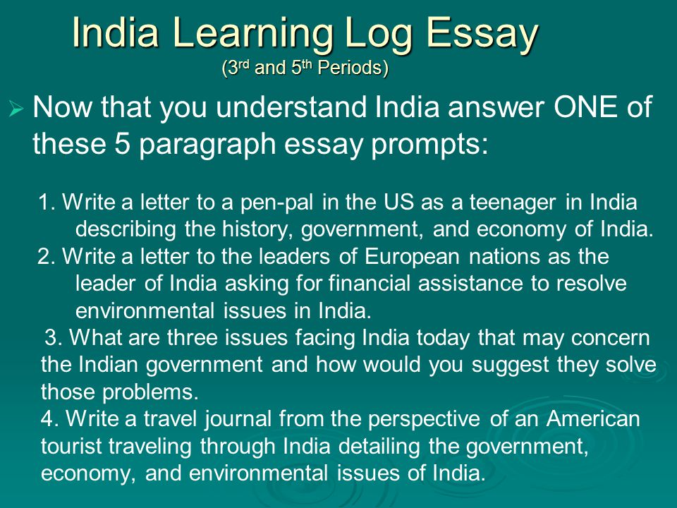 learning life essay