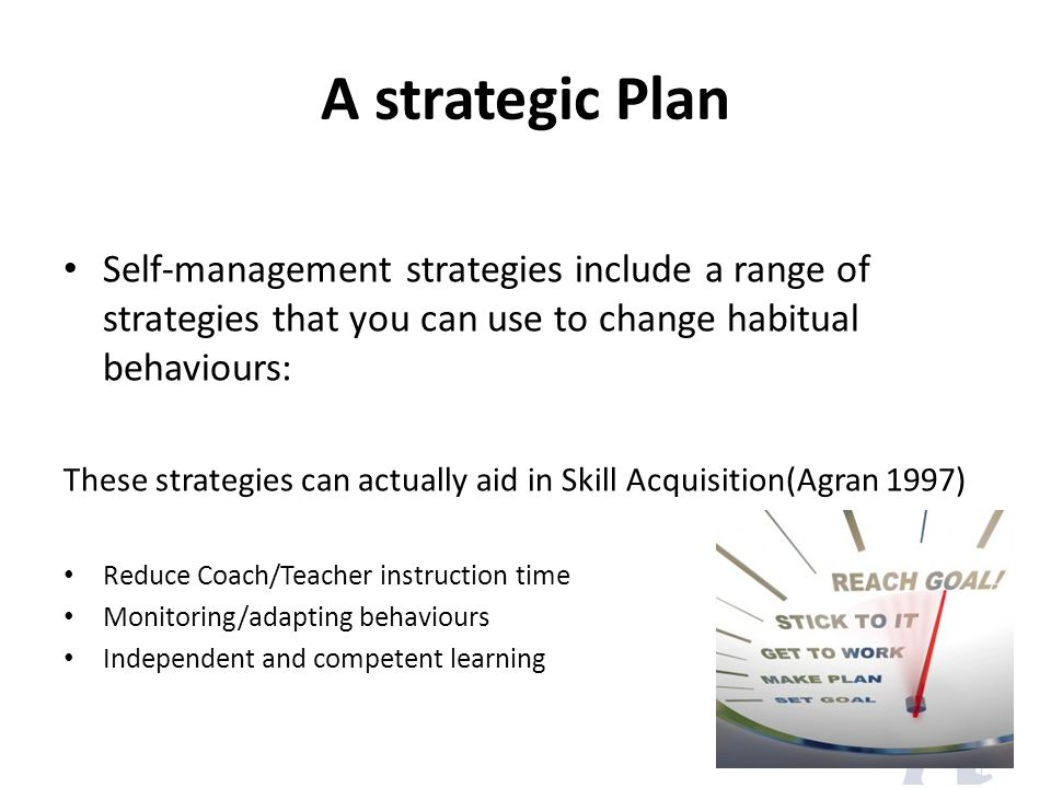 three methods to monitor and control strategic plan Use this step-by-step guide to learn the basics of the strategic planning process read the four essential phases of the basic strategic planning process.