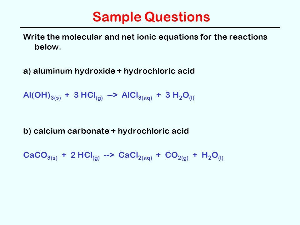 stoichiometry precipitate reaction k2co3 cacl2 Reactions in aqueous solution precipitation reactions  redox reactions in aqueous solution are often complex  solution stoichiometry.