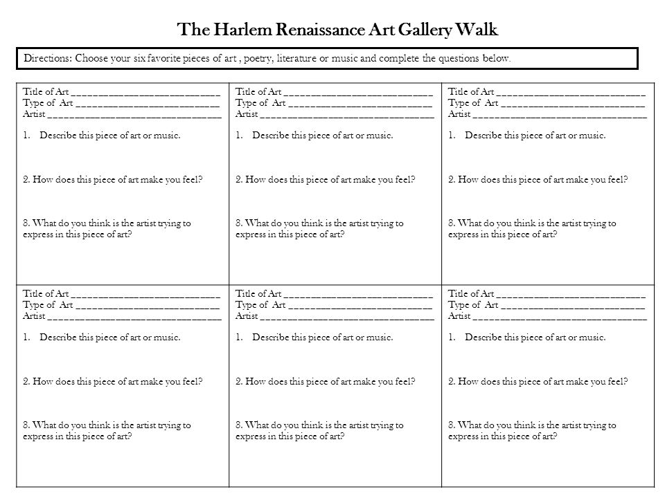 analysis of the harlem renaissance art essay The fourteen essays explore the meaning and power of harlem theater, literature,  and art during the period probe how understanding of racial, provincial, and.