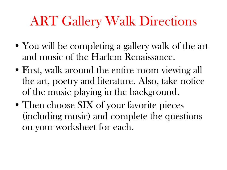 The Harlem Renaissance ppt video online download – Harlem Renaissance Worksheet