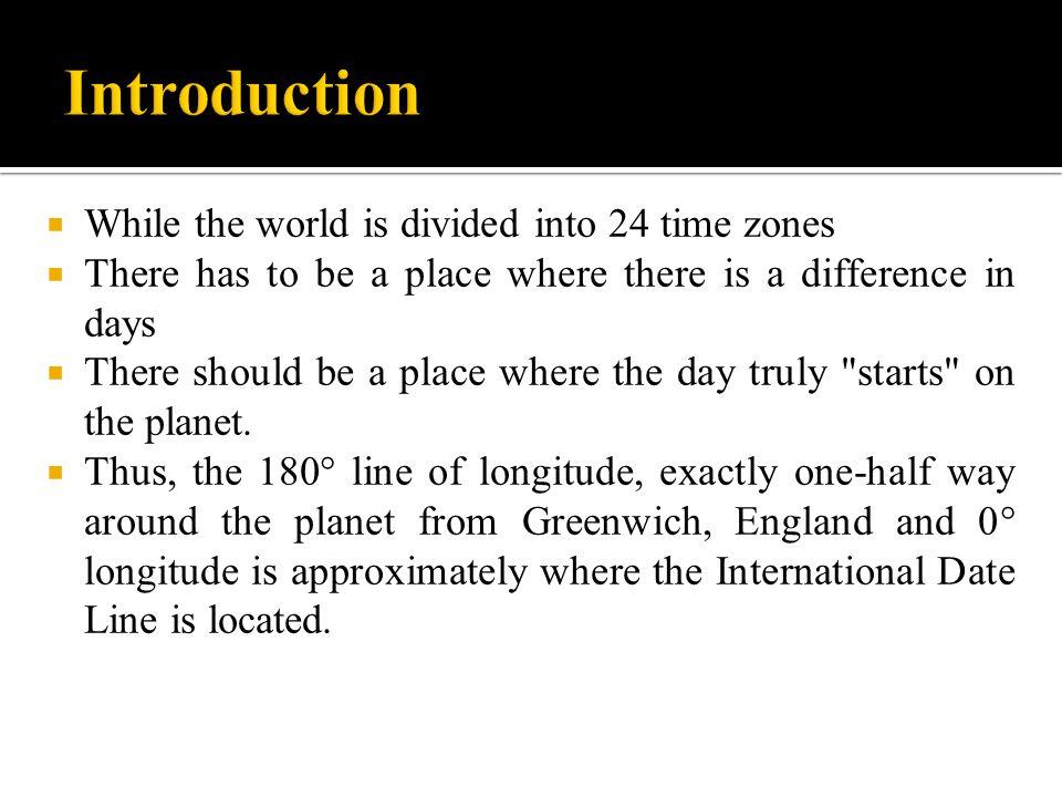 around the world time