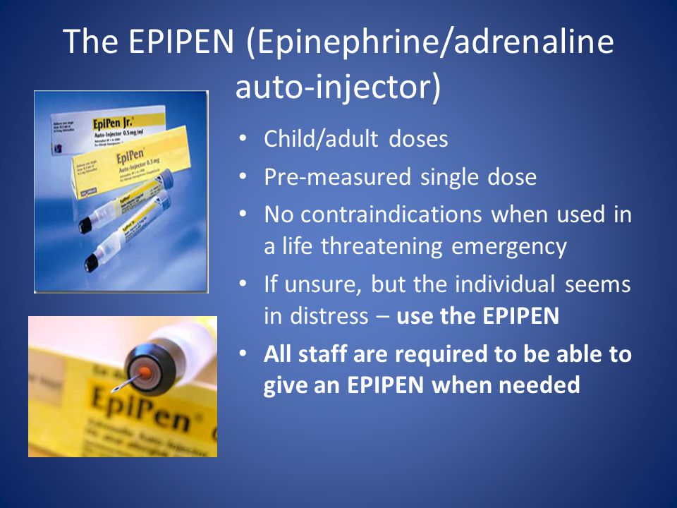 how to use an epipen pdf