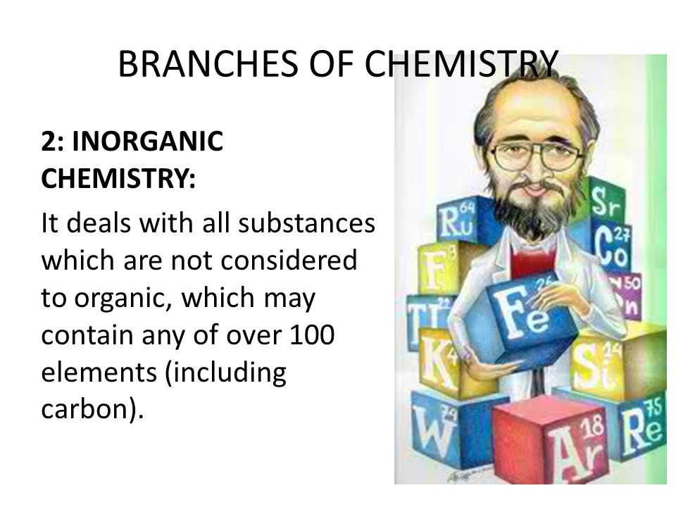 what are the branches of chemistry Quia web allows users to create and share online educational activities in dozens of subjects, including chemistry.