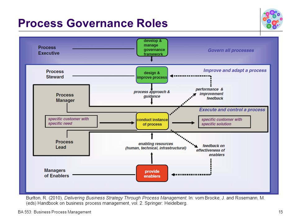 Process Governance Roles