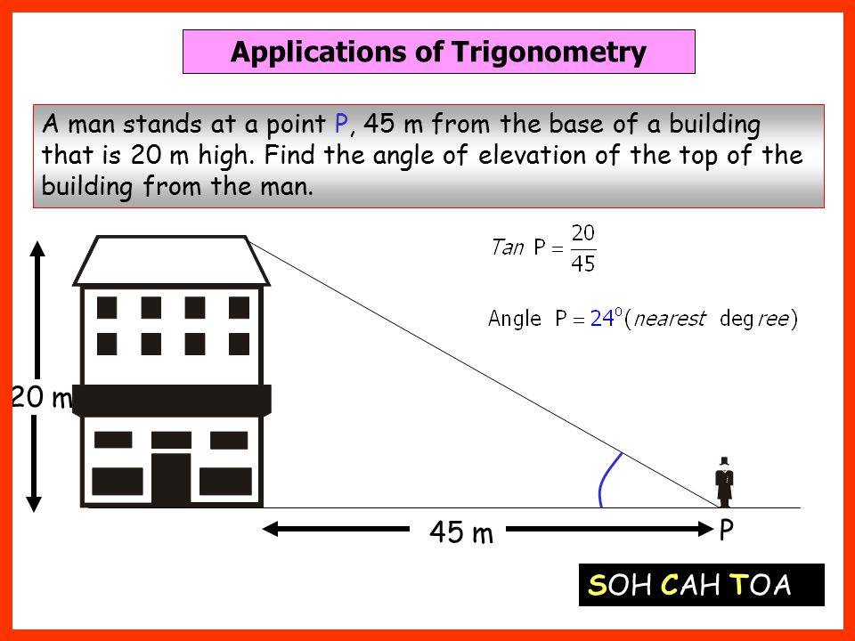 What Are Some Real-Life Applications of Trigonometry?