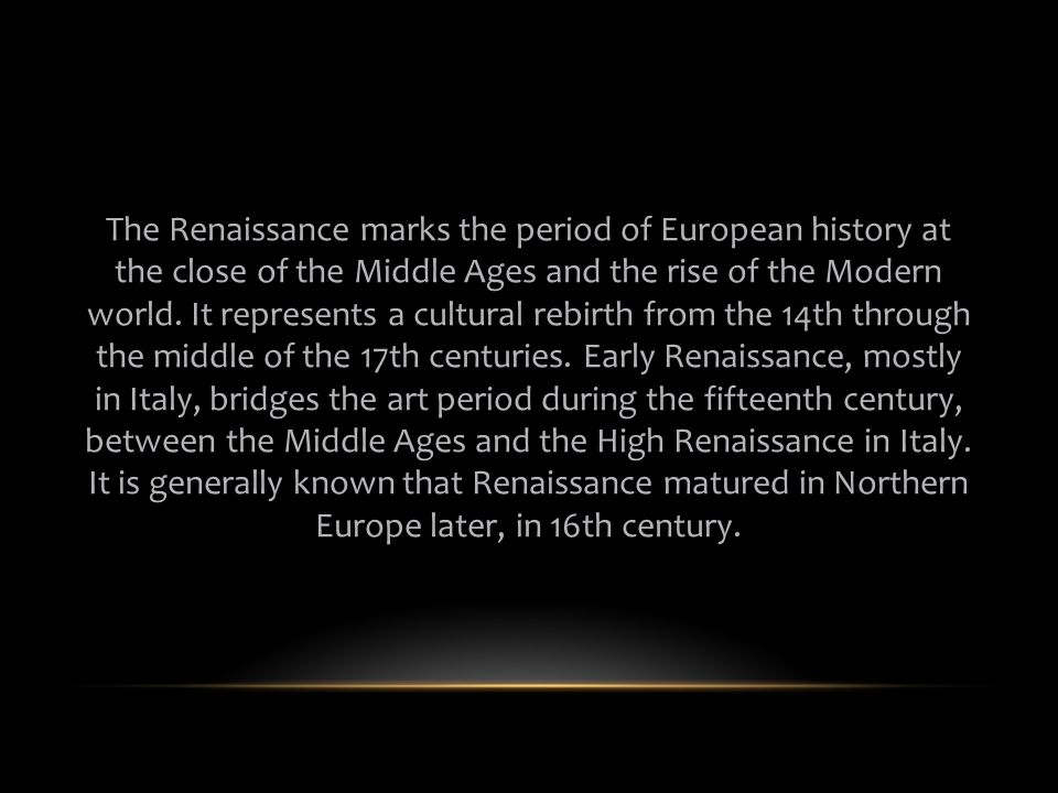 history of art from middle ages to modern times Practically every aspect of culture both in the middle ages and the early modern age was influenced and determined by sexuality, which hardly ever surfaces simply type of publication: collection keyword(s):: sexuality medieval culture and literature early-modern culture and literature art history social history.