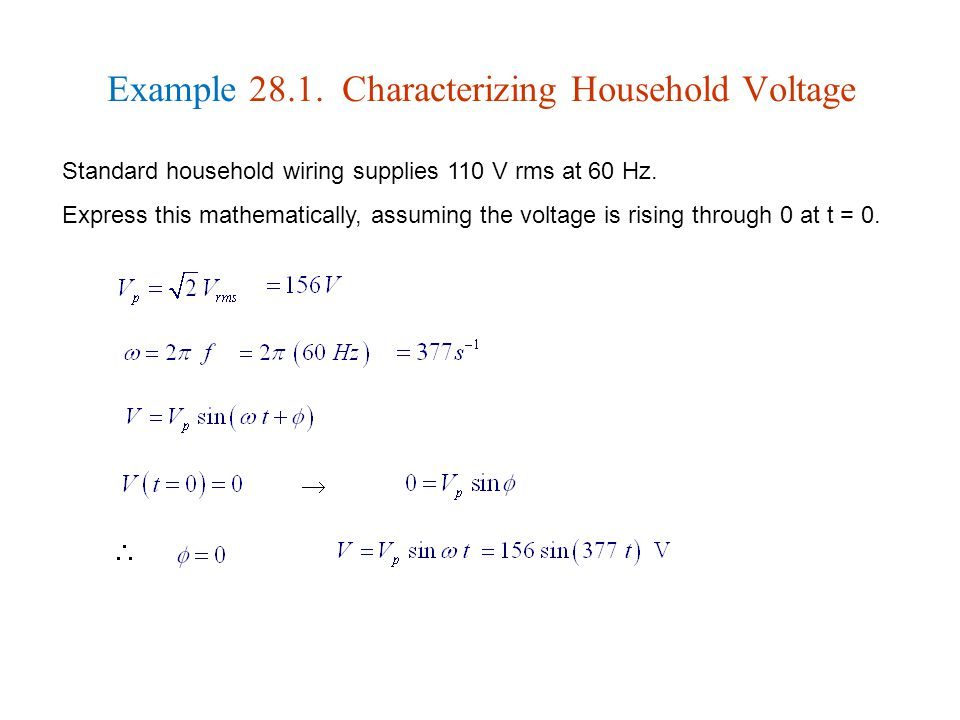 28. Alternating Current Circuits - ppt video online download