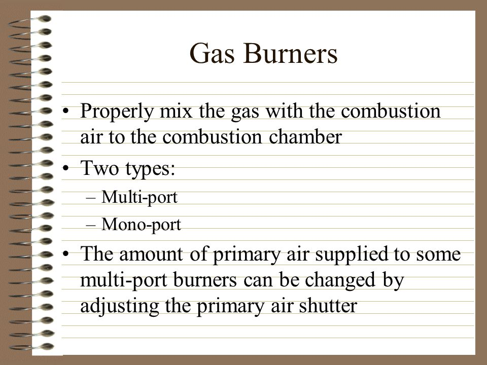 Gas Furnace Planned Maintenance Ppt Video Online Download