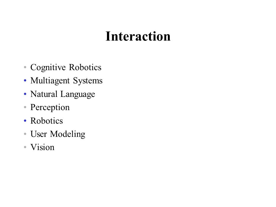 Advanced Artificial Intelligence - ppt download