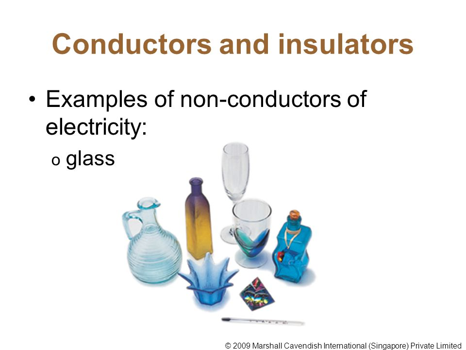 conductor and insulator of electricity Cluster 2 current electricity lesson big idea some materials allow electric current to flow more as either conductors or insulators of electricity.