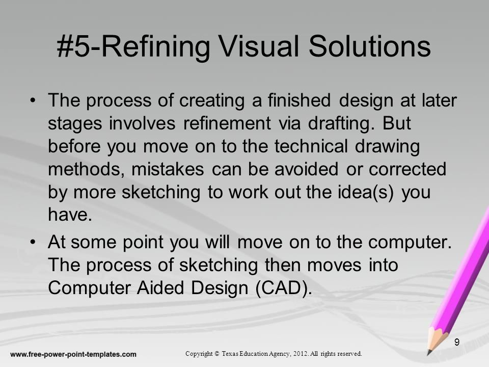 #5-Refining Visual Solutions