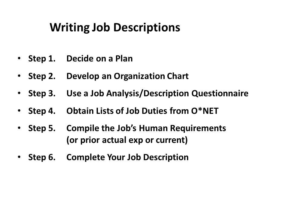 chart description essay