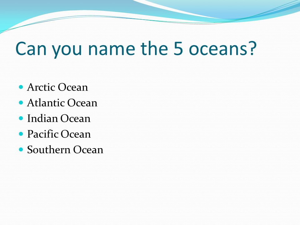 Continents, Oceans, Lakes, Hemispheres and Poles - ppt ...