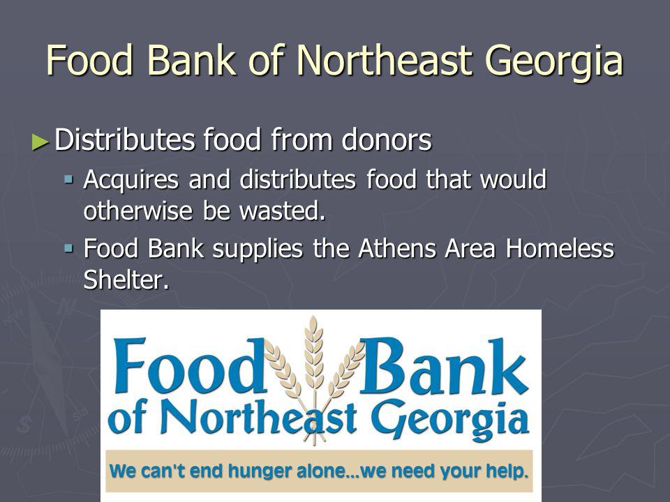 Northeast Georgia Food Bank Athens