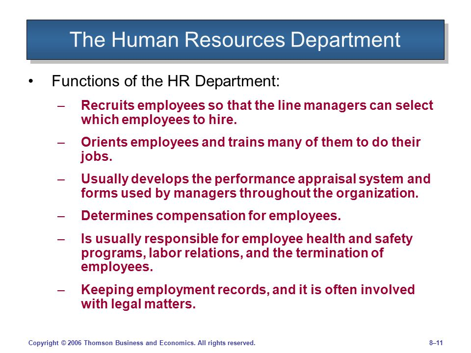 the job specifications and specifications in human resources functions Establishes the essential and/or primary role and responsibilities of staff  members across  to fill vacancies evaluate staff performance against  established standards  each university staff position should have its own job  description – it is.