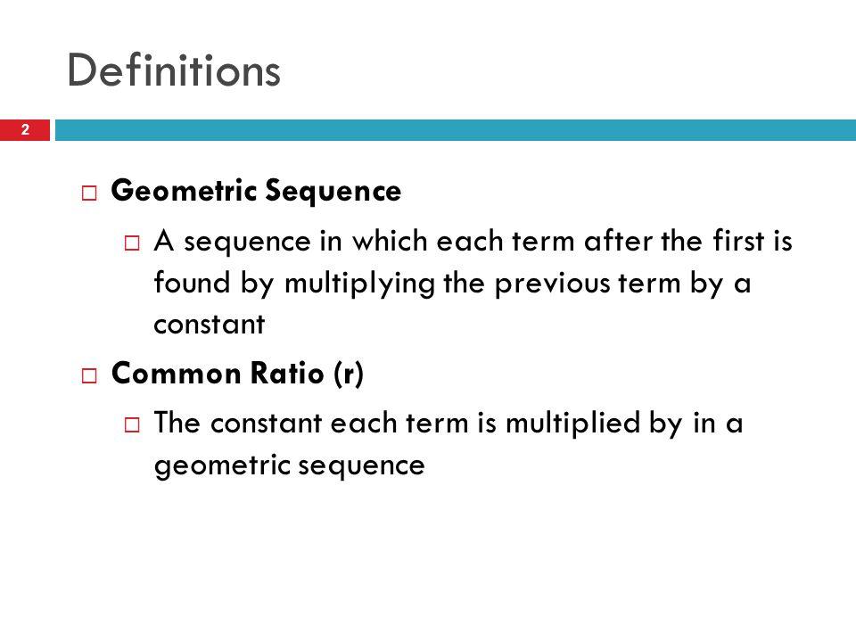 Geometric Sequence Equations Jennarocca – Geometric Sequence Worksheet