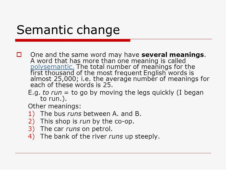 the semantic change of the word nice This page shows the way in which the meaning of a word can change if you stress a  me a nice pres-ent on  are improving their english every day with engvid.