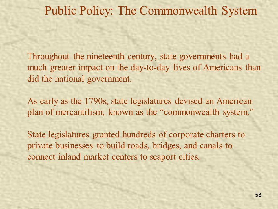 public policy is formed in the american system of government Question 1 using hiibel v nevada, describe the basic facts of this case, why this decision was important, and how it changed or impacted americans 2using these national policy examples ( labor and unions, corporate welfare, globalization and outsourcing, ) for example, taking an issue like.