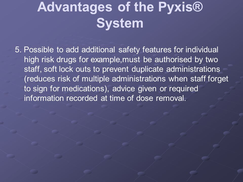 advantages and disadvantages of drugs usage This statement focuses on the advantages and disadvantages of alternative routes of drug administration american academy of pediatrics, committee on drugs.