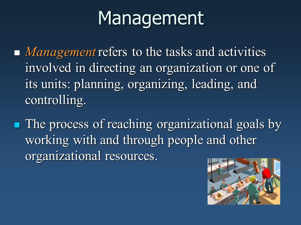 types of planning in principles of management pdf