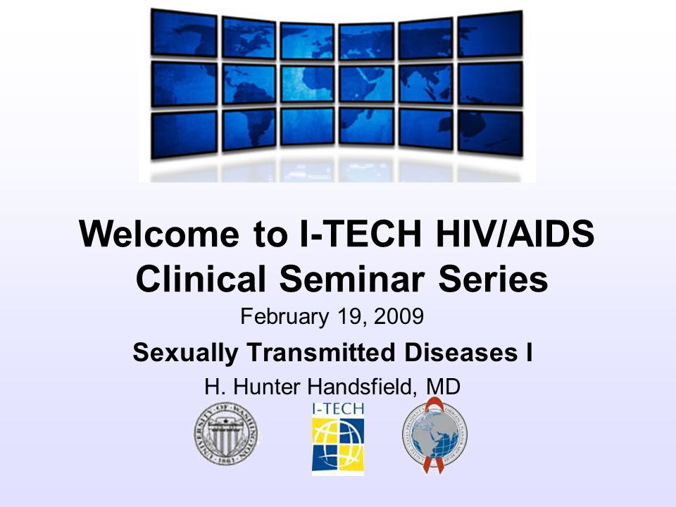 Sexually transmitted diseases other than aids research