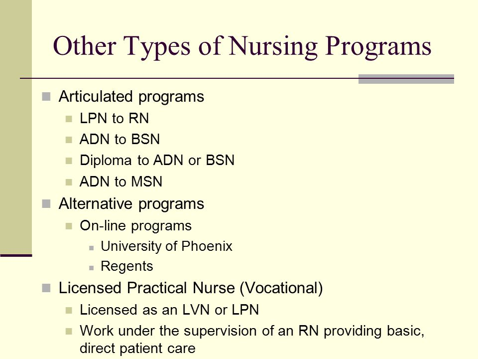 bsn nursing vs rn nursing essay Wgu's accredited online rn to bsn nursing bachelor's degree is a represent graduates of western governors university papers, projects, or other.