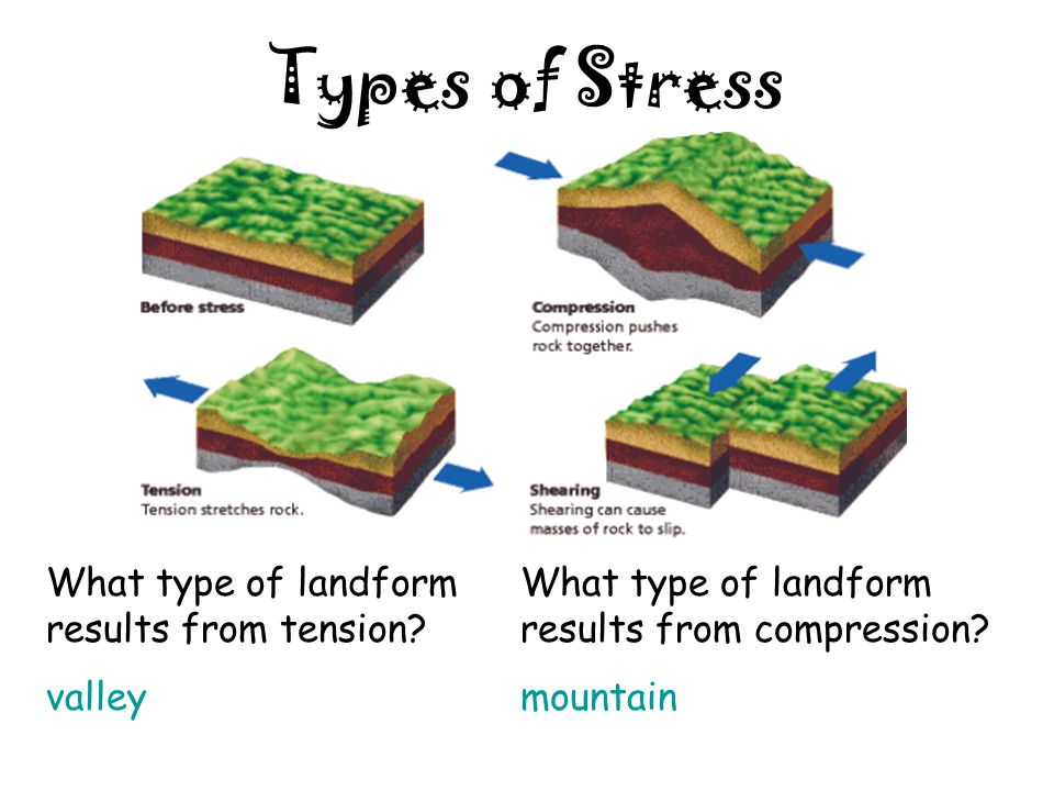 type of stress Knowing different types of stress can make managing stress easier learn how internal restoring forces cause the elastic bodies to regain their initial shape.
