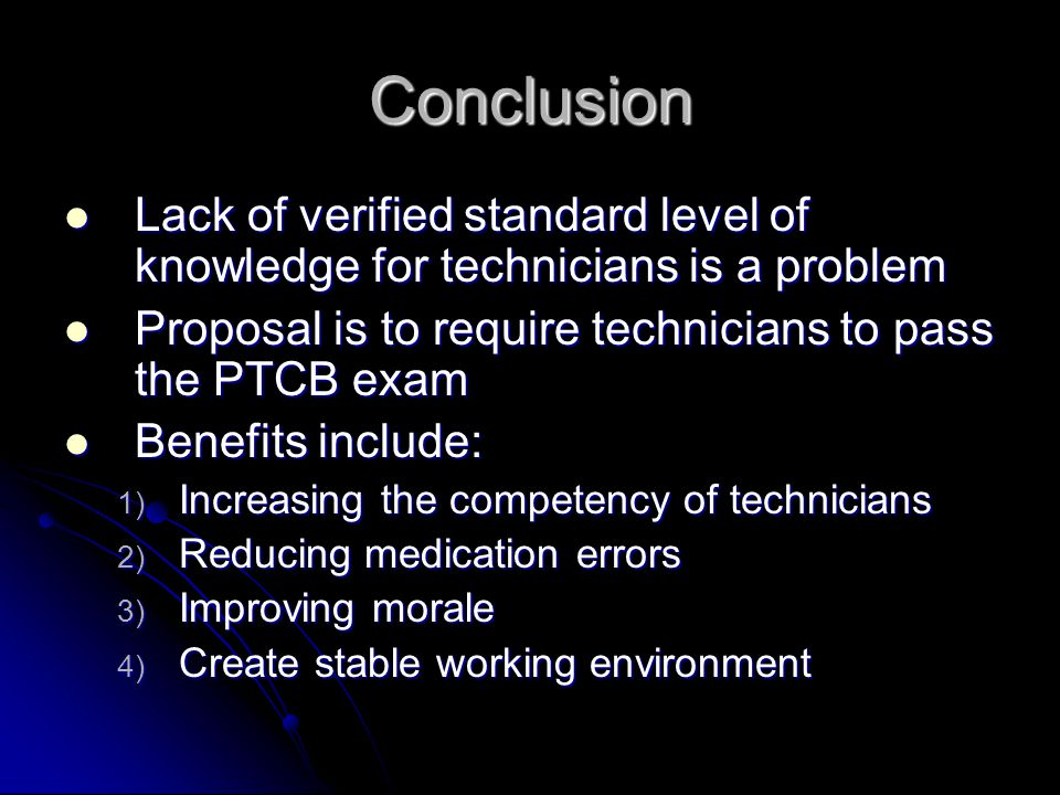 lack of knowledge thesis examination A comparative study of knowledge of pain  cancer pain is the lack of knowledge on the part  demonstrated their knowledge by passing a standardized exam in .