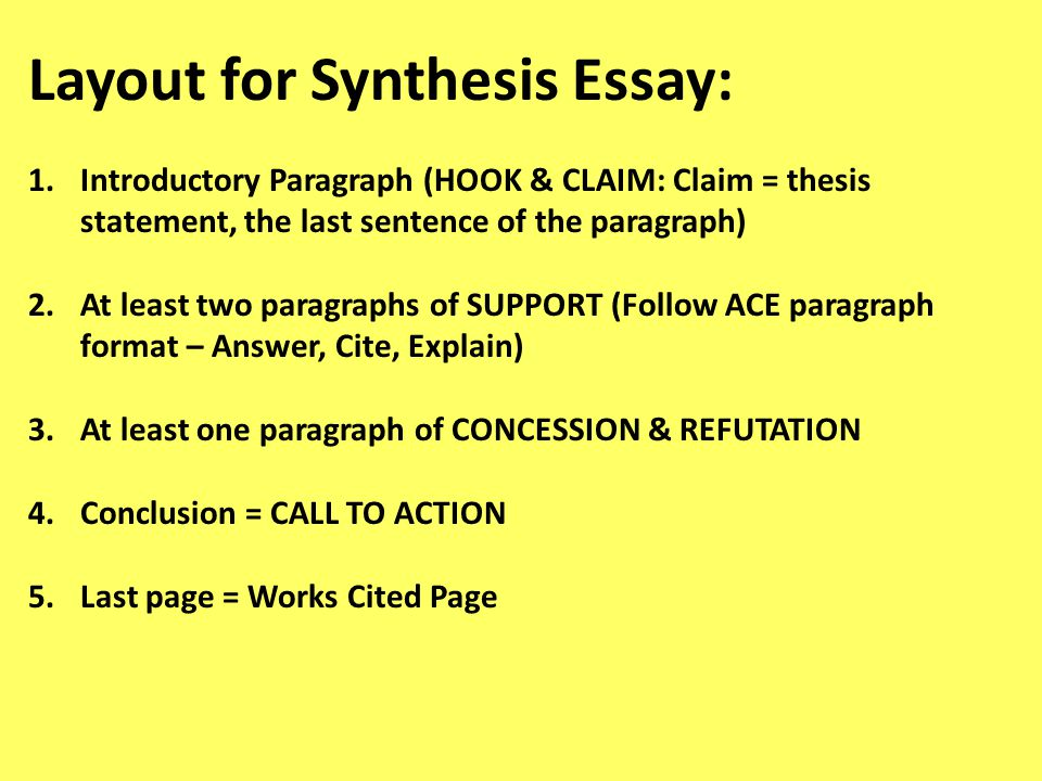 your assignment is to write an essay in which you analyze how 7 layout