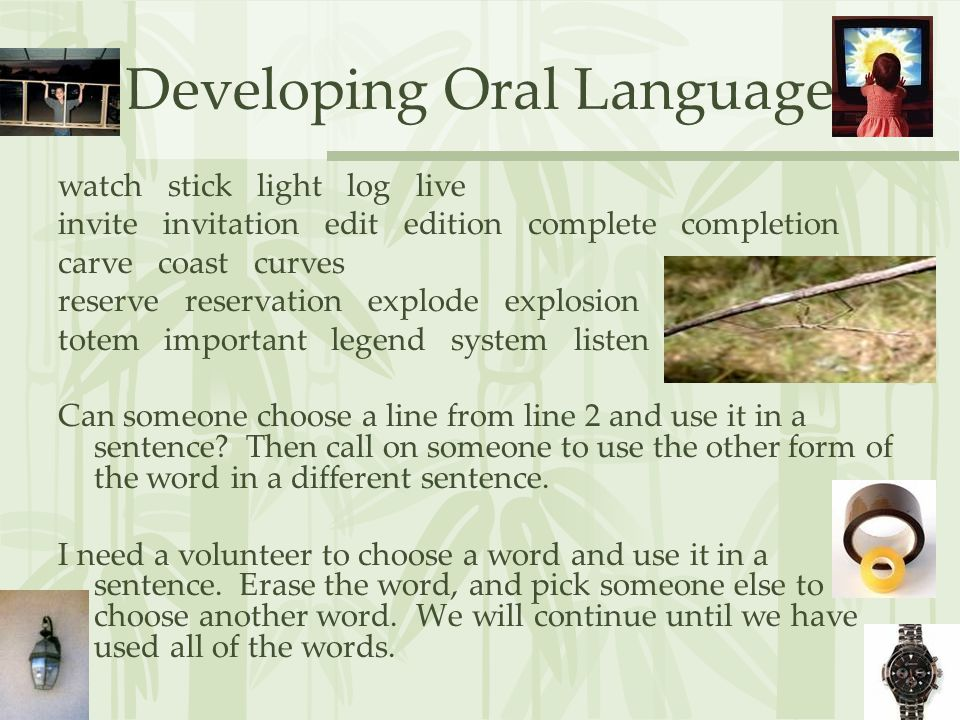 Carving the pole from totem pole by diane hoyt goldsmith ppt 26 developing oral language stopboris Image collections