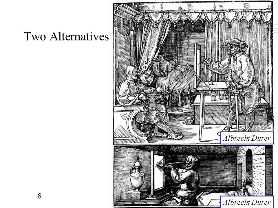 Two Alternatives Albrecht Durer Albrecht Durer