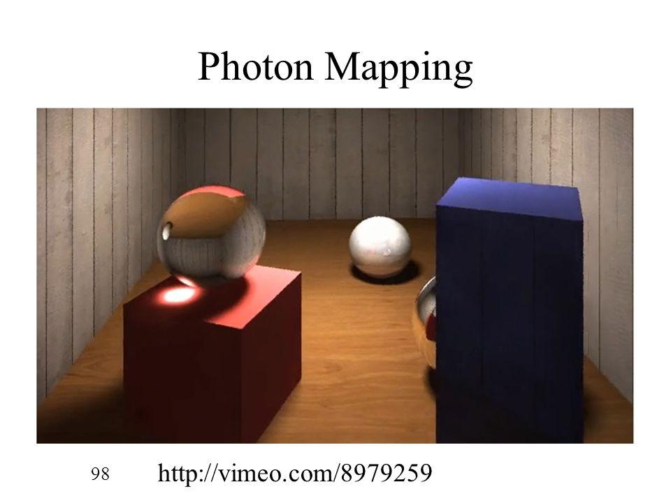 Photon Mapping http://vimeo.com/8979259