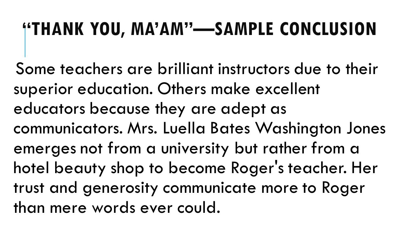 Science And Technology Essay  Science Essay Examples also Macbeth Essay Thesis Thank You Mam By Langston Hughes Essay Learn English Essay Writing