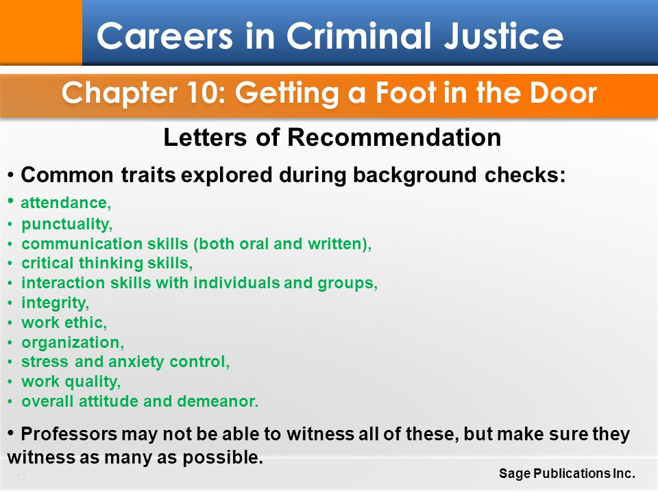 Criminal justice annotated bibliography topics