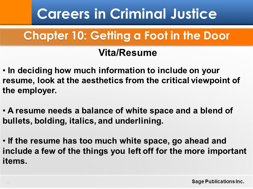 chapter 10 getting a foot in the door ppt download