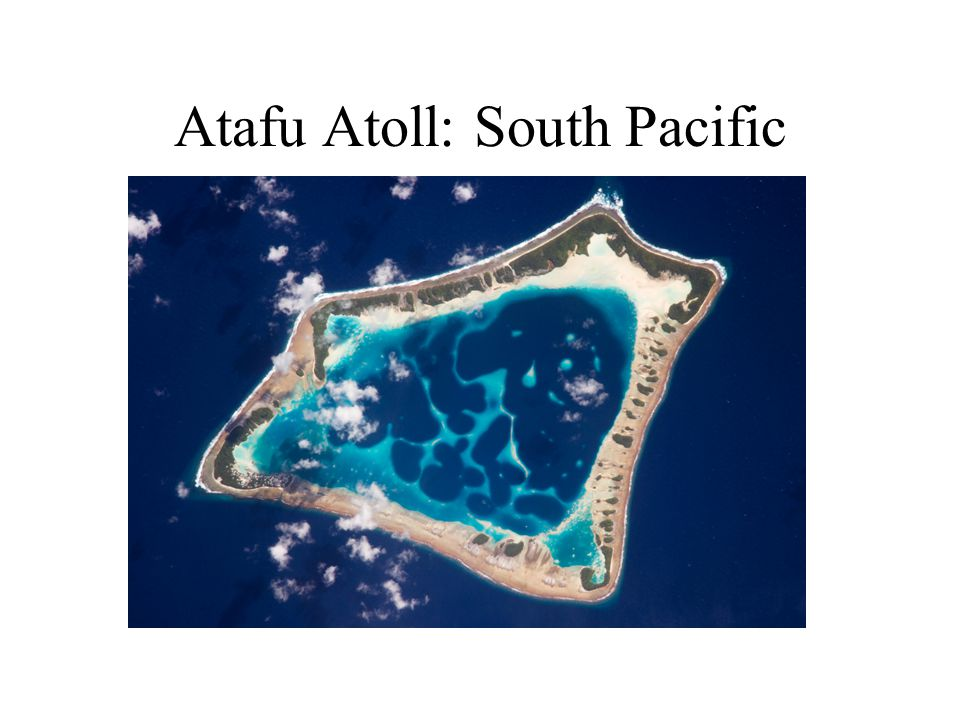 Atafu Atoll: South Pacific