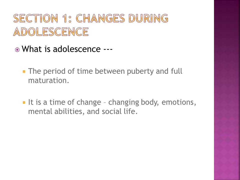 Unit 5 Adolescence Adulthood And Family Life Ppt