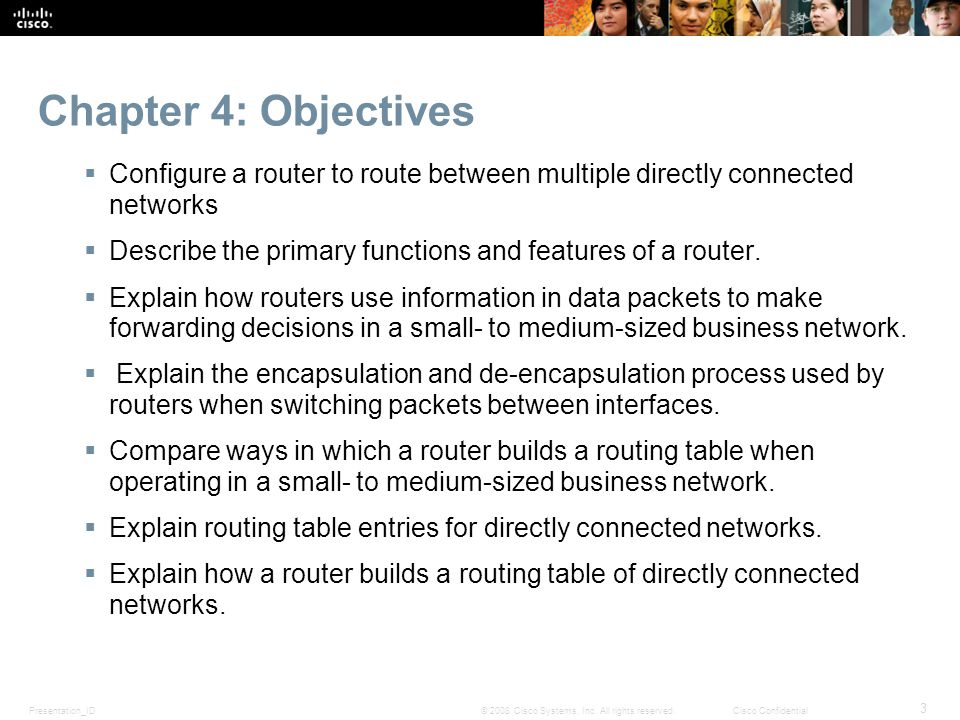 Chapter 4 routing concepts ppt video online download chapter 4 objectives configure a router to route between multiple directly connected networks greentooth Gallery