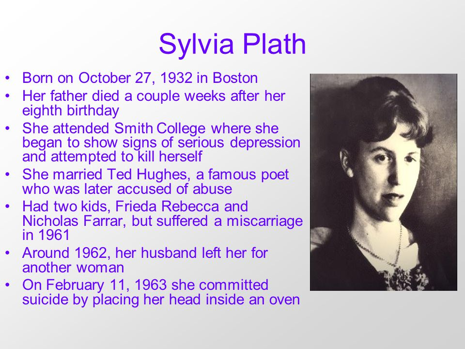 sylvia plath morning song Free essay: the morning song 'morning song' by sylvia plath describes the birth, early stages of childhood and the sentimental value of a child in a very.